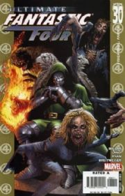 Ultimate Fantastic Four #30 Marvel Zombies Comics US Import